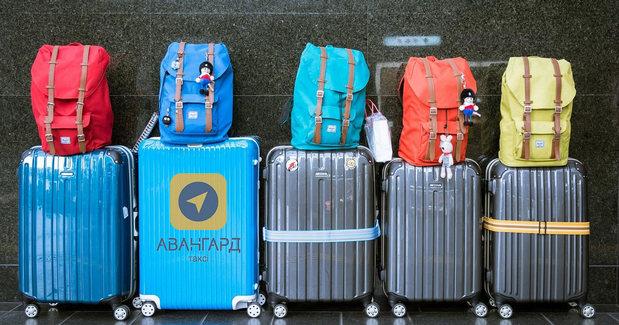 Таксі універсал для великої кількості багажу